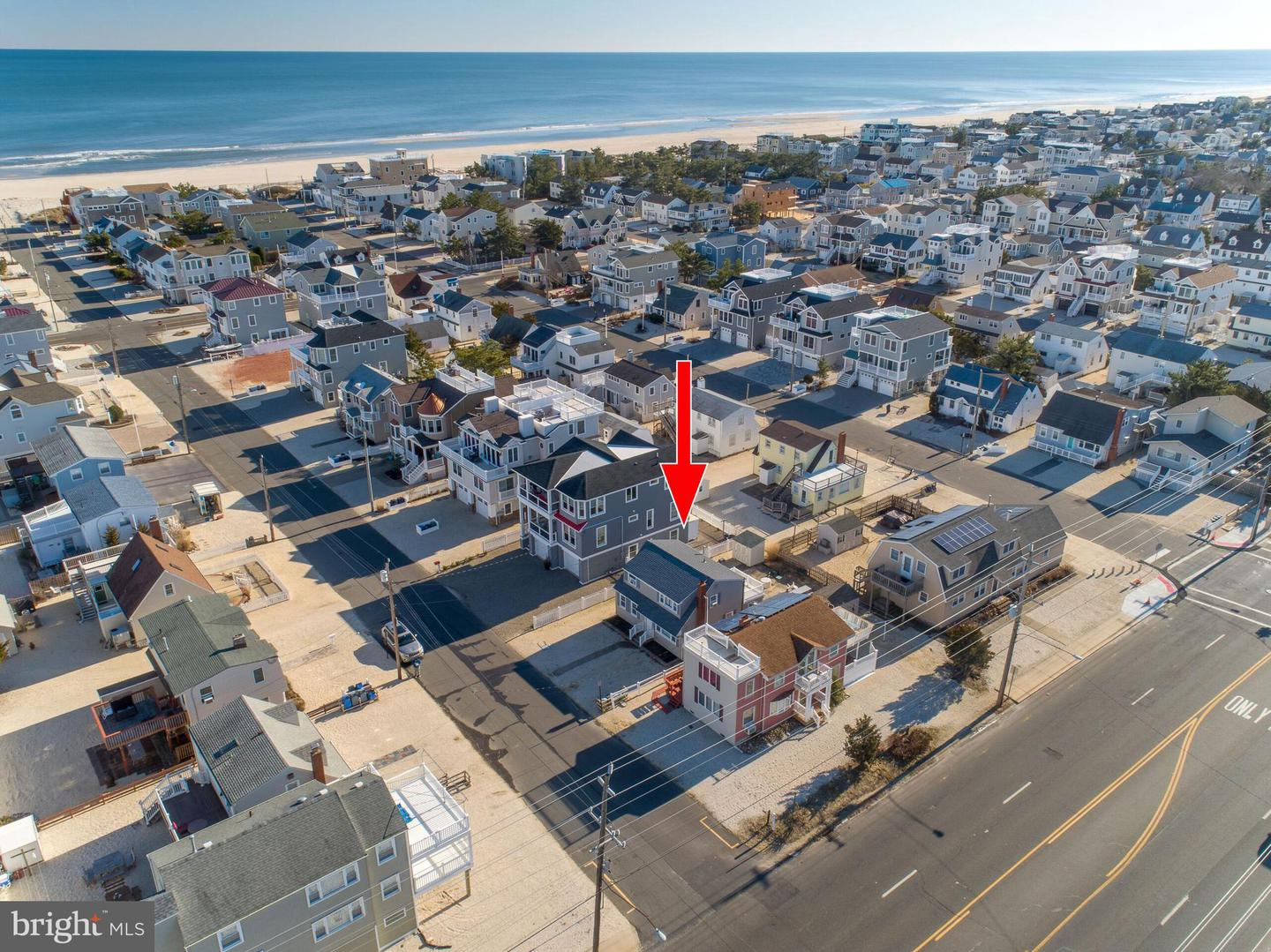Duplex for Sale at 2 E OCEANVIEW Long Beach Township, New Jersey 08008 United States