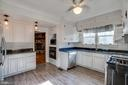 Professionally Painted Cabinets - 405 FORBES ST, FREDERICKSBURG