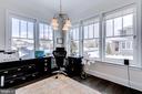 Breakfast room/office/den - 41621 WHITE YARROW CT, ASHBURN