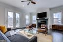 Family room - 41621 WHITE YARROW CT, ASHBURN