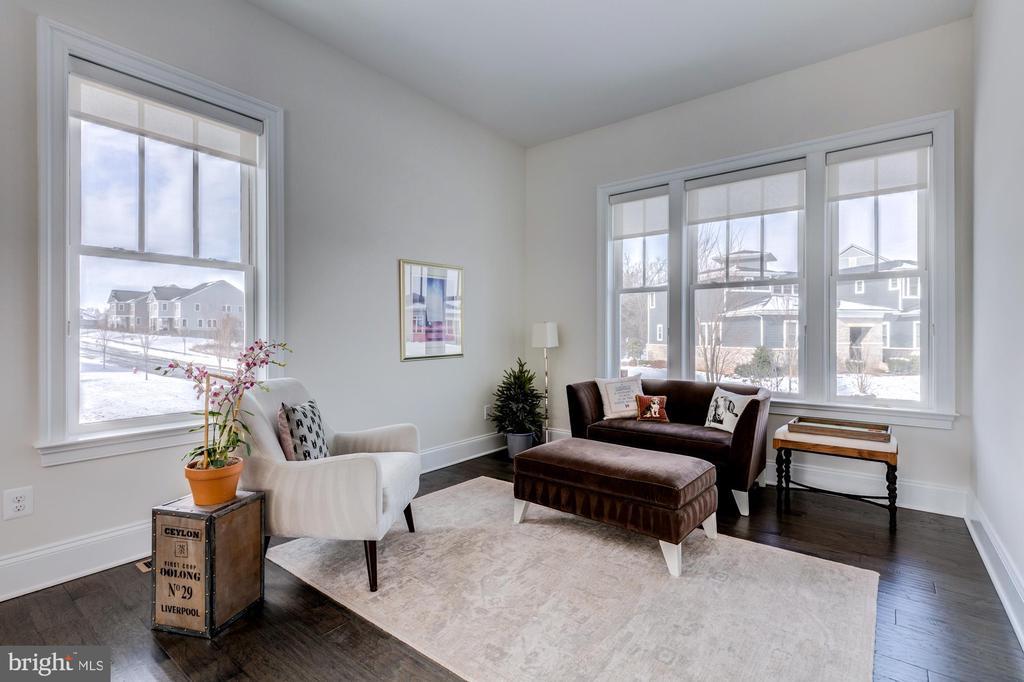 Living Room - 41621 WHITE YARROW CT, ASHBURN