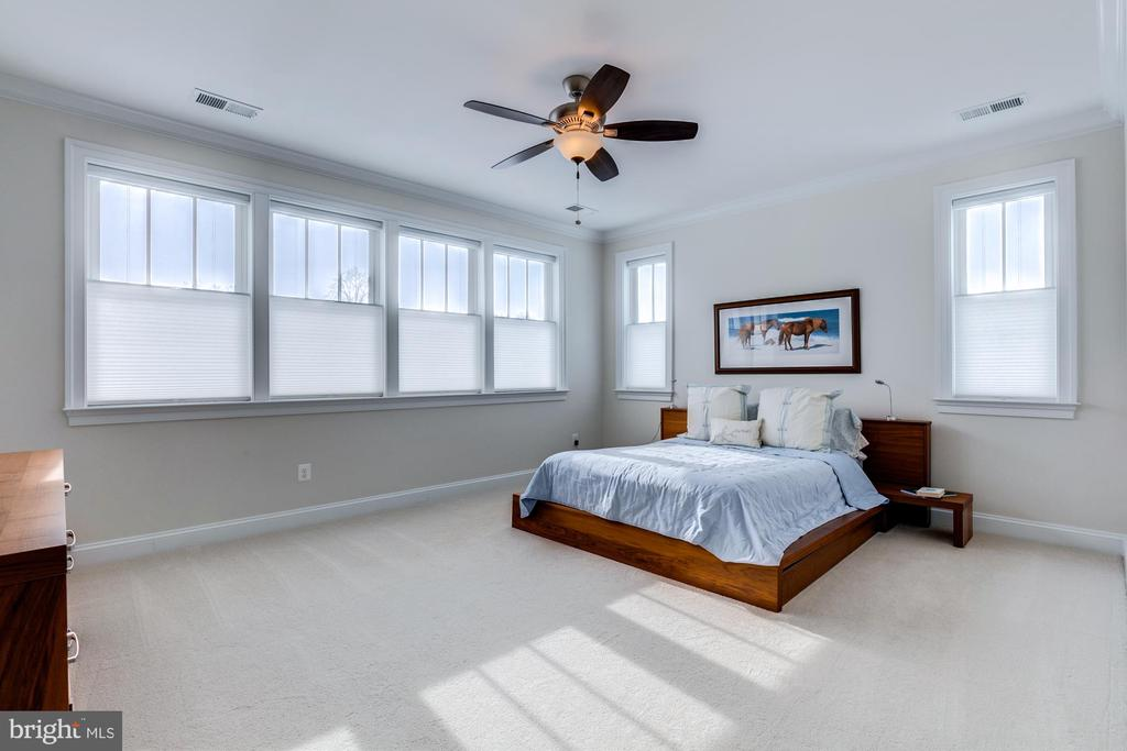 Spacious owner's suite - 41621 WHITE YARROW CT, ASHBURN
