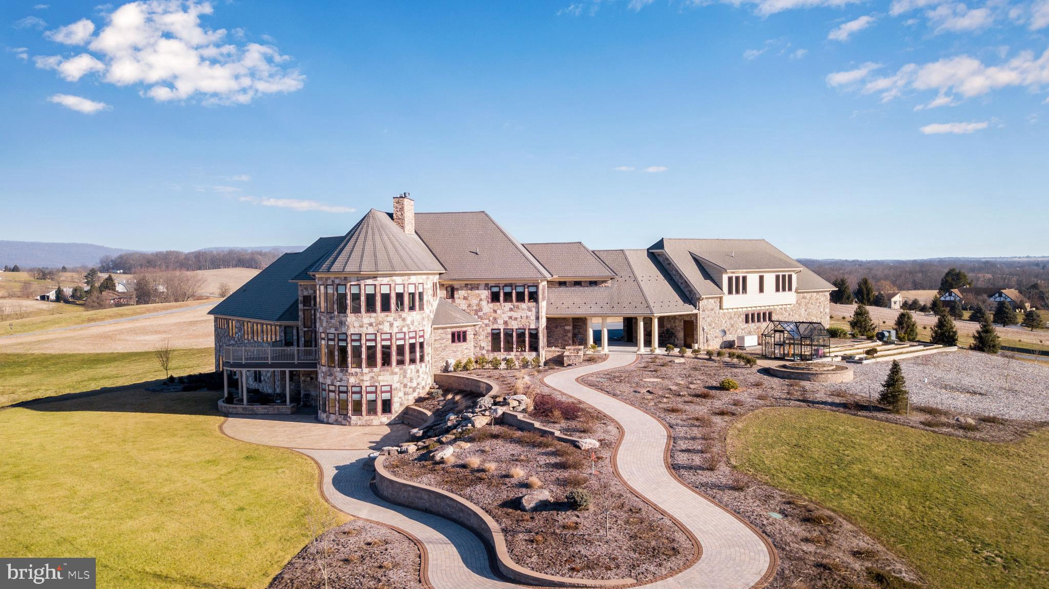 Stunning 12,000 SF Custom Home