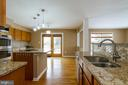 Beautiful Granite Countertops - 9310 E CARONDELET DR, MANASSAS PARK