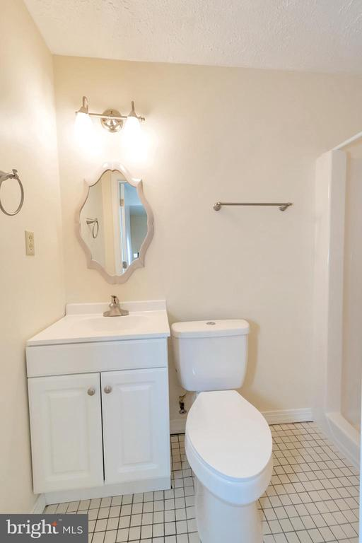 Lower full bath - 1406 LAKEVIEW PKWY, LOCUST GROVE