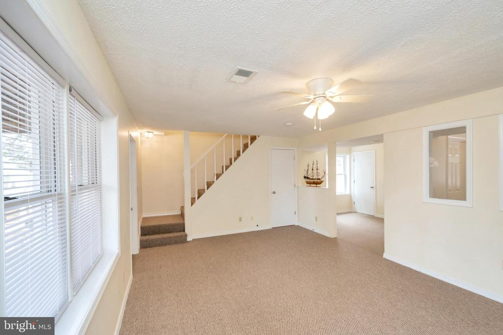 Lower level rec room - 1406 LAKEVIEW PKWY, LOCUST GROVE