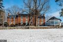 Beautiful circa 1790-1810 Flemish bond brick home - 40041 HEDGELAND LN, WATERFORD