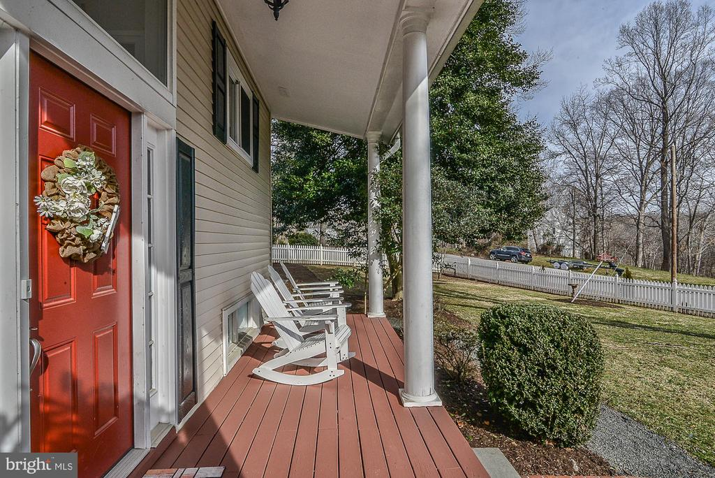 Front Porch - 10522 GREENE DR, LORTON
