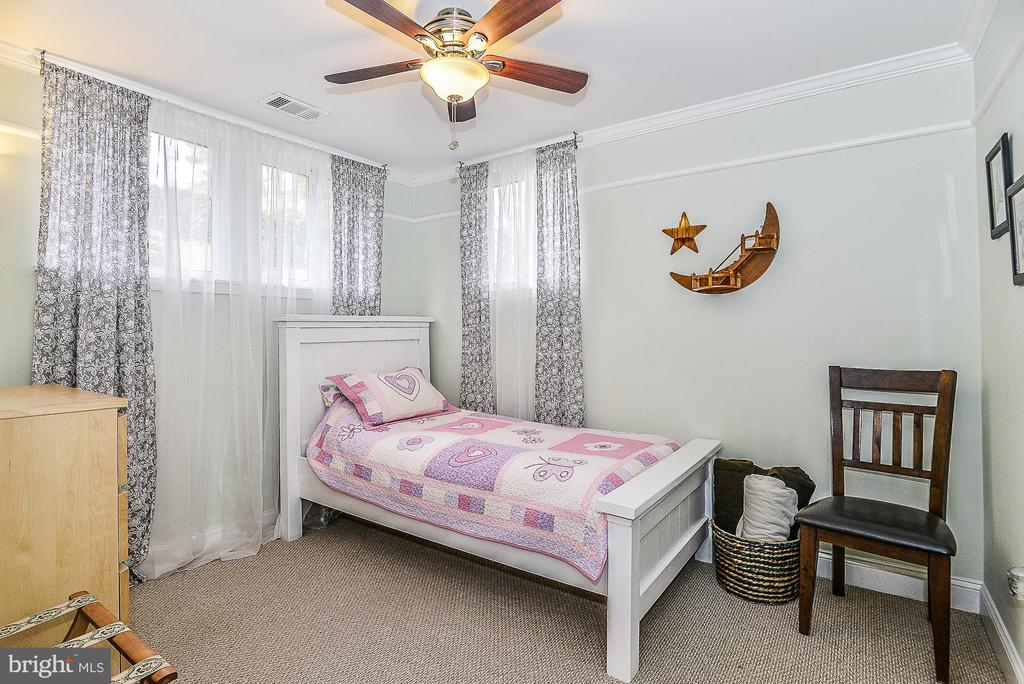 Bedroom - 10522 GREENE DR, LORTON