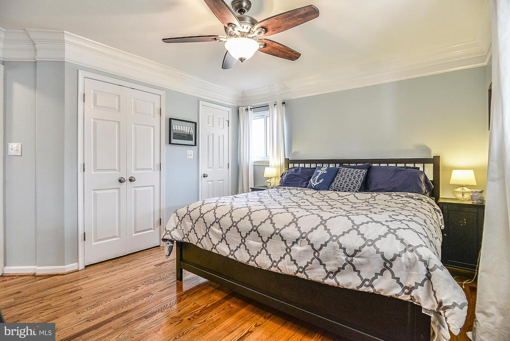 Master Bedroom - 10522 GREENE DR, LORTON