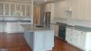 Example of optional kitchen - 1508 SIRANI LN E, GAMBRILLS
