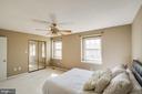 Master bedroom - 9920 WHITEWATER DR, BURKE