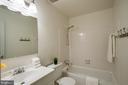Secondary bath upper level - 9920 WHITEWATER DR, BURKE