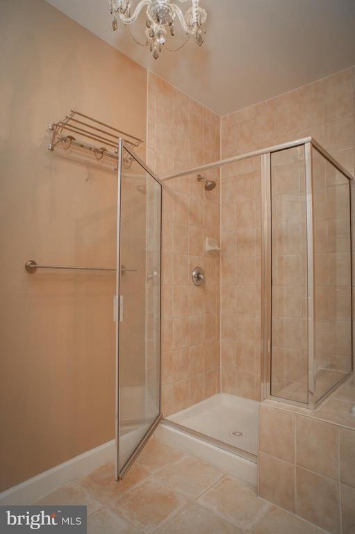 Master Bath Separate Shower - 440 BELMONT BAY DR #104, WOODBRIDGE