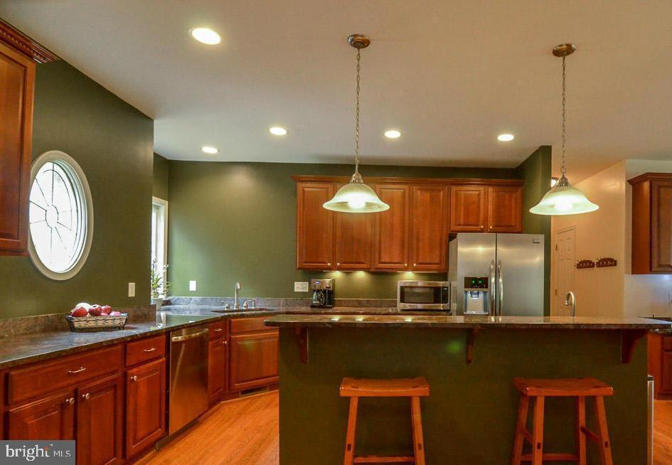 View #2 of Gourmet Kitchen & Breakfast Island - 5 DEEP RUN RD, FREDERICKSBURG