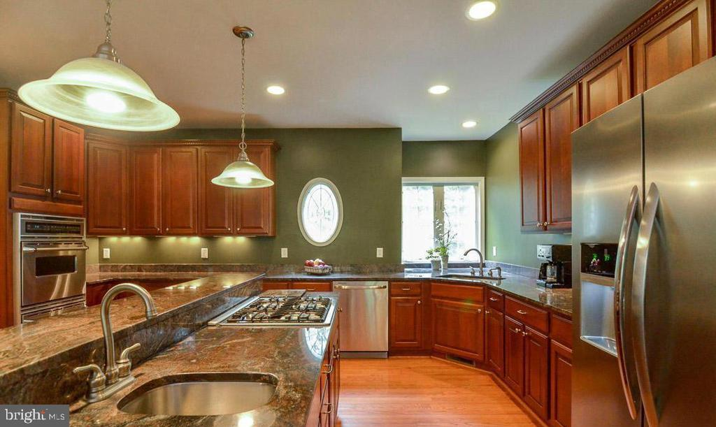 View #1 of Gourmet Kitchen & Six Burner Stove Top - 5 DEEP RUN RD, FREDERICKSBURG