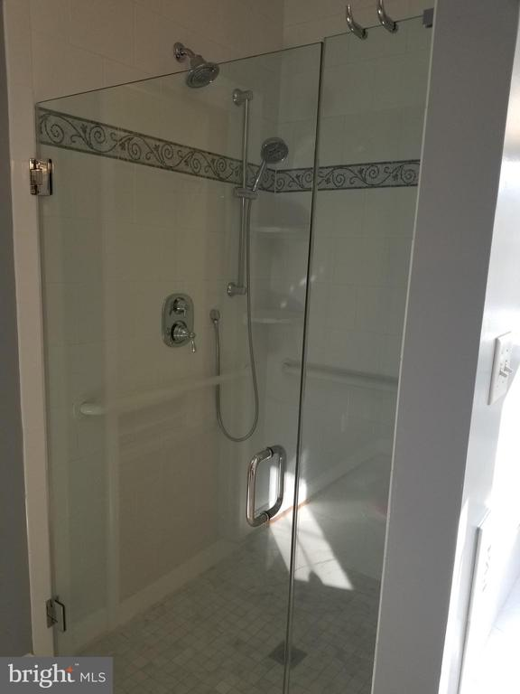 MBA Features Zero Entry Shower & Multiple  Jets - 5 DEEP RUN RD, FREDERICKSBURG