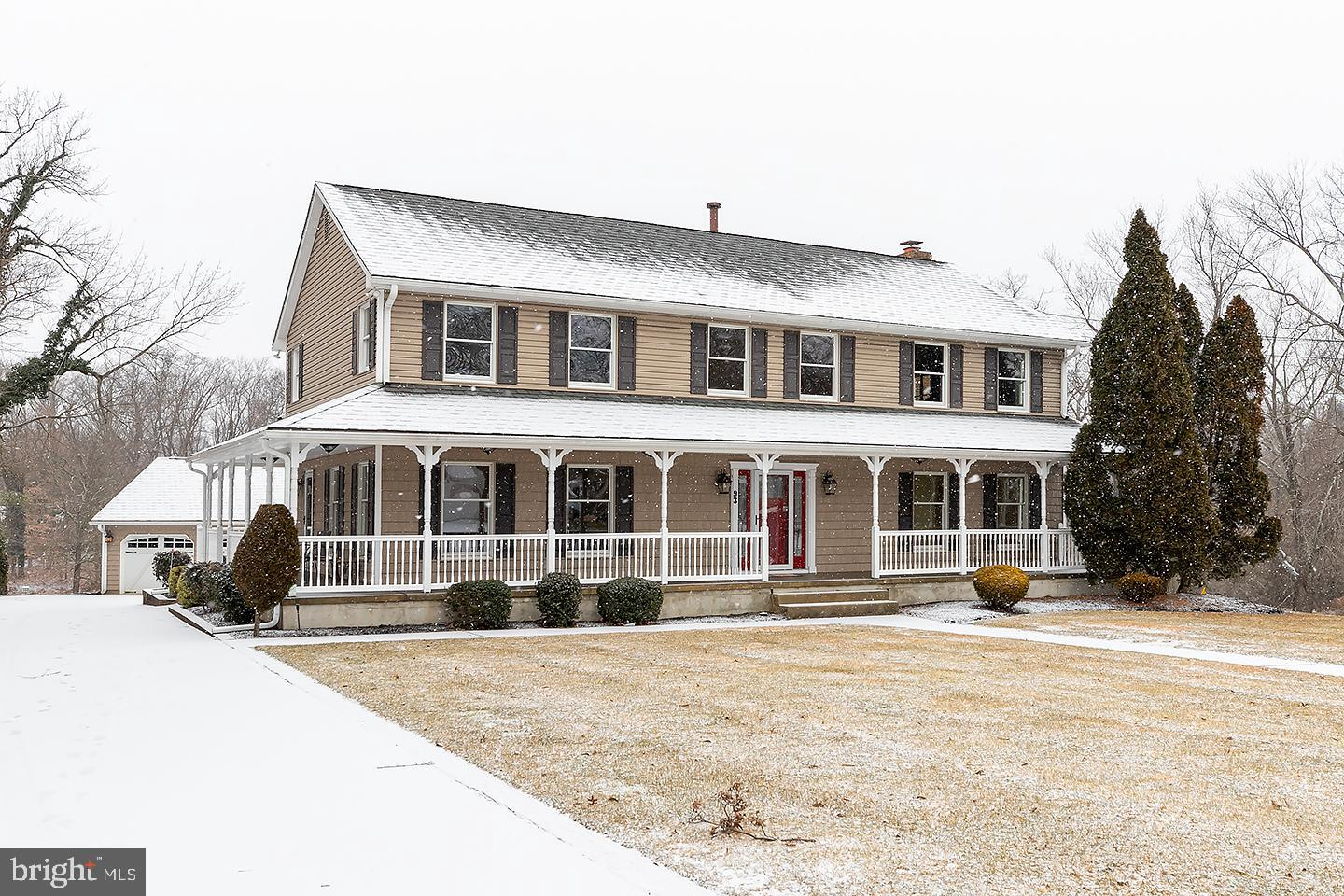 Photo of home for sale at 93 Ivy Avenue, Moorestown NJ