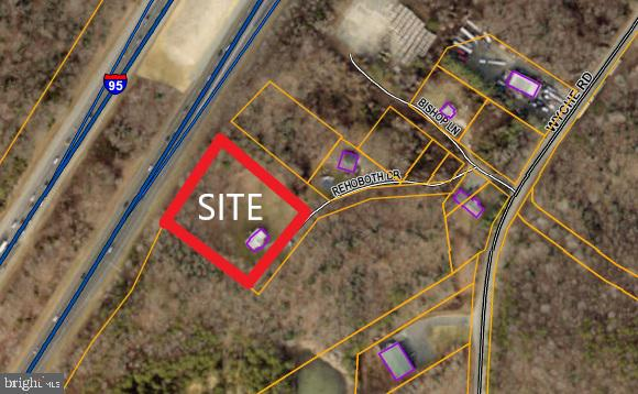 Land for Sale at 29 Rehoboth Dr Stafford, Virginia 22554 United States