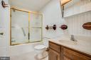 Upper Level Full Bath. - 232 BIRCHSIDE CIR, LOCUST GROVE