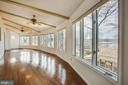 Spectacular Sun Room with a Wall of Windows! - 232 BIRCHSIDE CIR, LOCUST GROVE