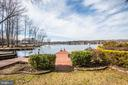 Private Dock with two boat slips. - 232 BIRCHSIDE CIR, LOCUST GROVE
