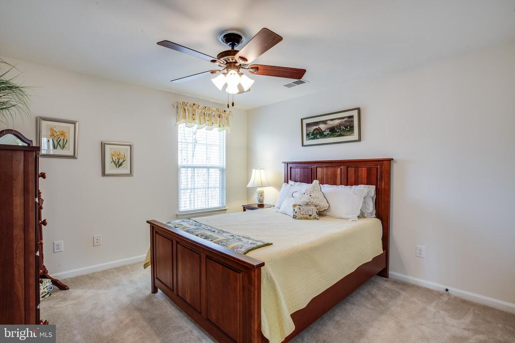 All together! Four bedrooms on the upper level. - 98 GENEVIEVE CT, FREDERICKSBURG