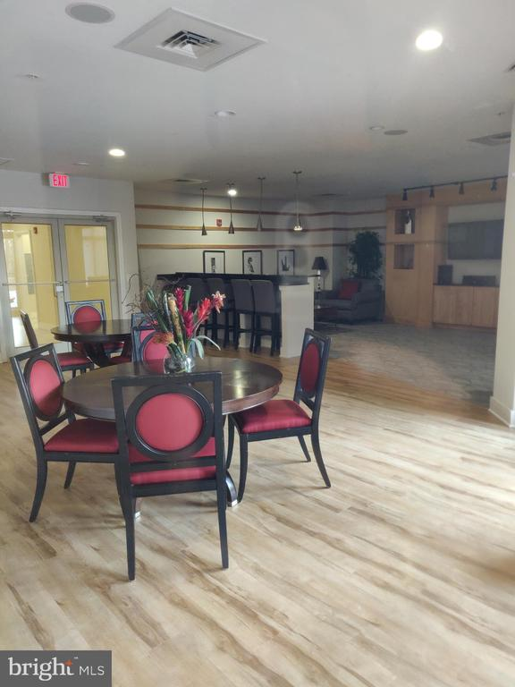 Building party room - 4480 MARKET COMMONS DR #613, FAIRFAX