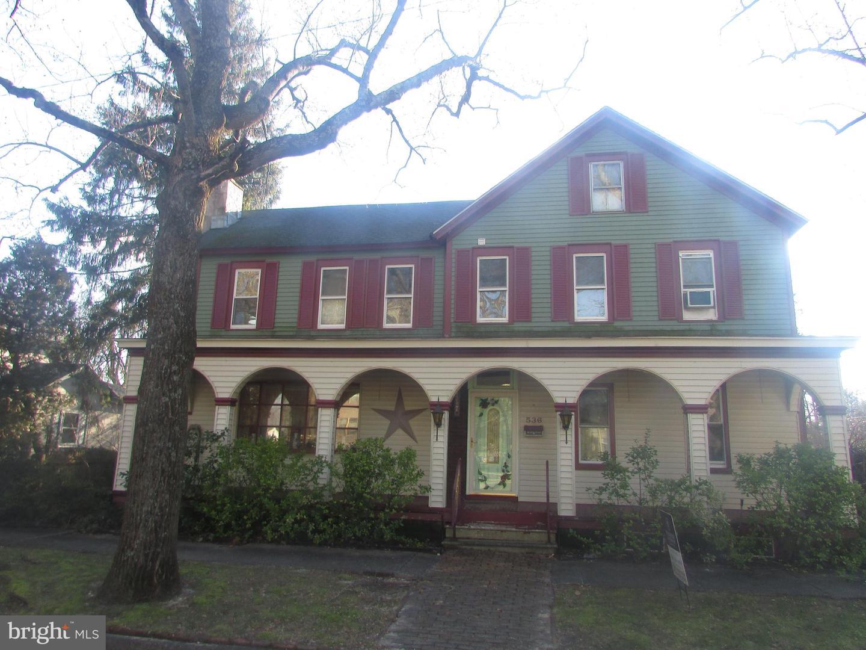 Частный односемейный дом для того Продажа на 536 SAINT LOUIS Egg Harbor City, Нью-Джерси 08215 Соединенные ШтатыВ/Около: Egg Harbor City