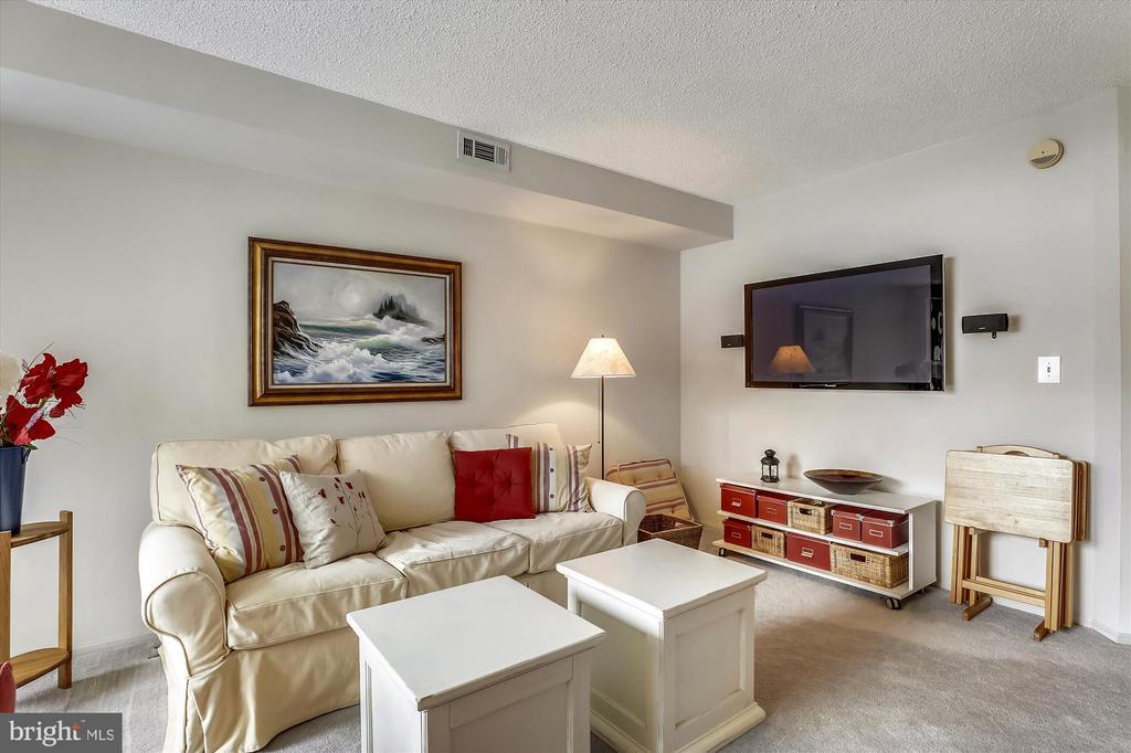 Well defined living room - 2100 LEE HWY #114, ARLINGTON