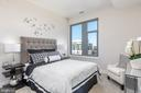 2nd bedroom - 4960 FAIRMONT AVE #PH-1, BETHESDA