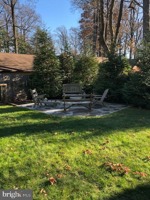 Large Yard w/Shed Separate fencing from Front Yard - 3719 HILL ST, FAIRFAX