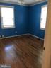 2nd Bedroom View 1 Hardwood & Molding - 3719 HILL ST, FAIRFAX