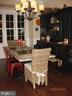 Dining with room to seat 10 - 1307 N GEORGE MASON DR, ARLINGTON