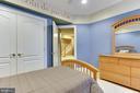 Lower Level Bedroom - 43368 VESTALS PL, LEESBURG