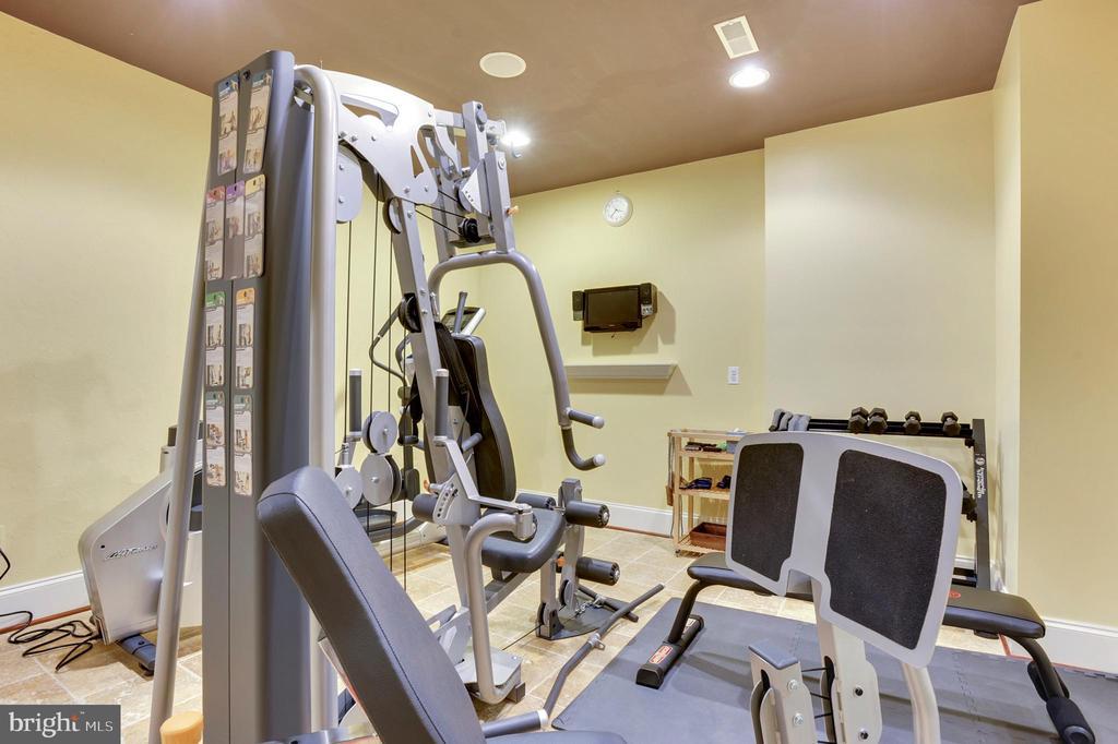 Exercise Room - 43368 VESTALS PL, LEESBURG
