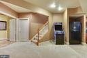 Lower Level Rec Room - 43368 VESTALS PL, LEESBURG
