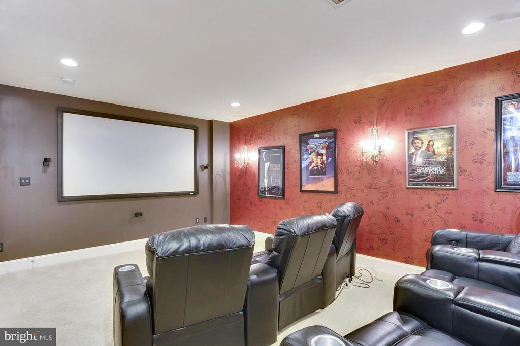 Theater Room - 43368 VESTALS PL, LEESBURG