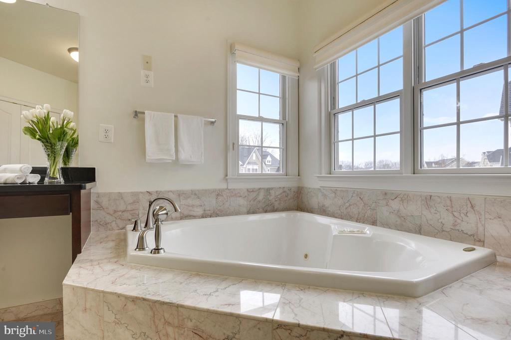 Master Bath - 43368 VESTALS PL, LEESBURG