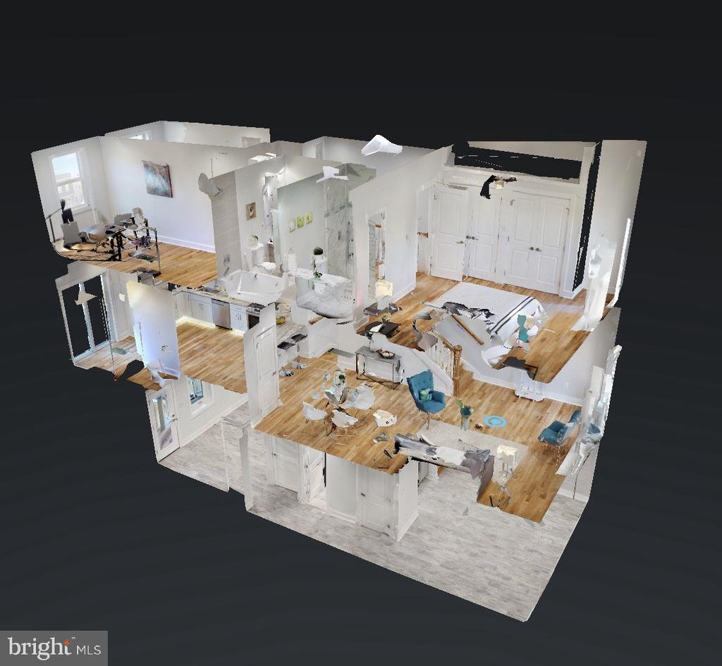 3D Tour Available At The Bottom of Remarks! - 5104 8TH ST NW, WASHINGTON
