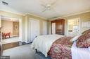 Master suite with dressing room and  3 closets - 115 W MAPLE ST, ALEXANDRIA