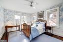 Bright corner  bedroom - 115 W MAPLE ST, ALEXANDRIA