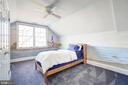 Bedroom with plenty of room for sleepover guests - 115 W MAPLE ST, ALEXANDRIA