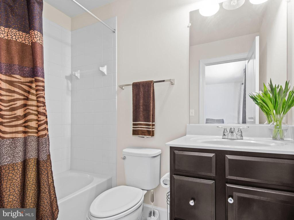 Ensuite Bath for 2nd Master - 10662 VIEWMONT LN, MANASSAS