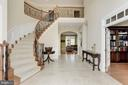 Foyer - 43896 RIVERPOINT DR, LEESBURG
