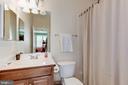 Full Bath Upper Level - 43896 RIVERPOINT DR, LEESBURG