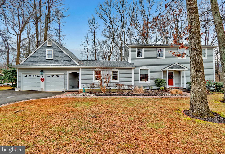 Частный односемейный дом для того Продажа на 4 CEDAR Trail Medford Township, Нью-Джерси 08055 Соединенные Штаты