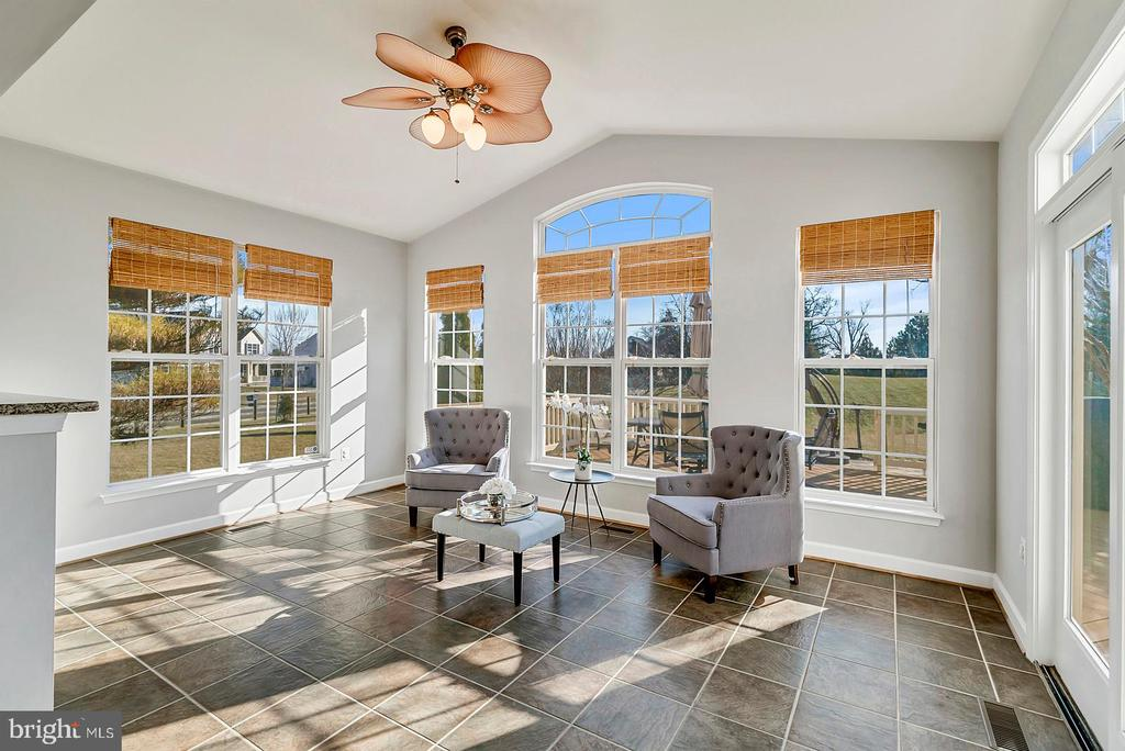 Sun room - 25955 MCCOY CT, CHANTILLY
