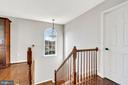 Upstairs loft - office or entertainment room - 25955 MCCOY CT, CHANTILLY