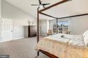 Master suite - 25955 MCCOY CT, CHANTILLY